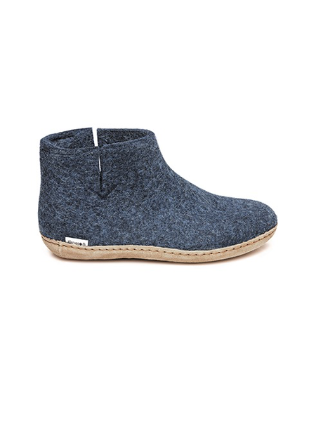 GLERUPS GLERUP ANKLE BOOT DENIM