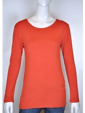 VIVA CHANDAIL M/L MYLENE ORANGE
