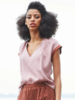 DAGG AND STACEY DAGG AND STACEY BLOUSE SUTTON  ROSE