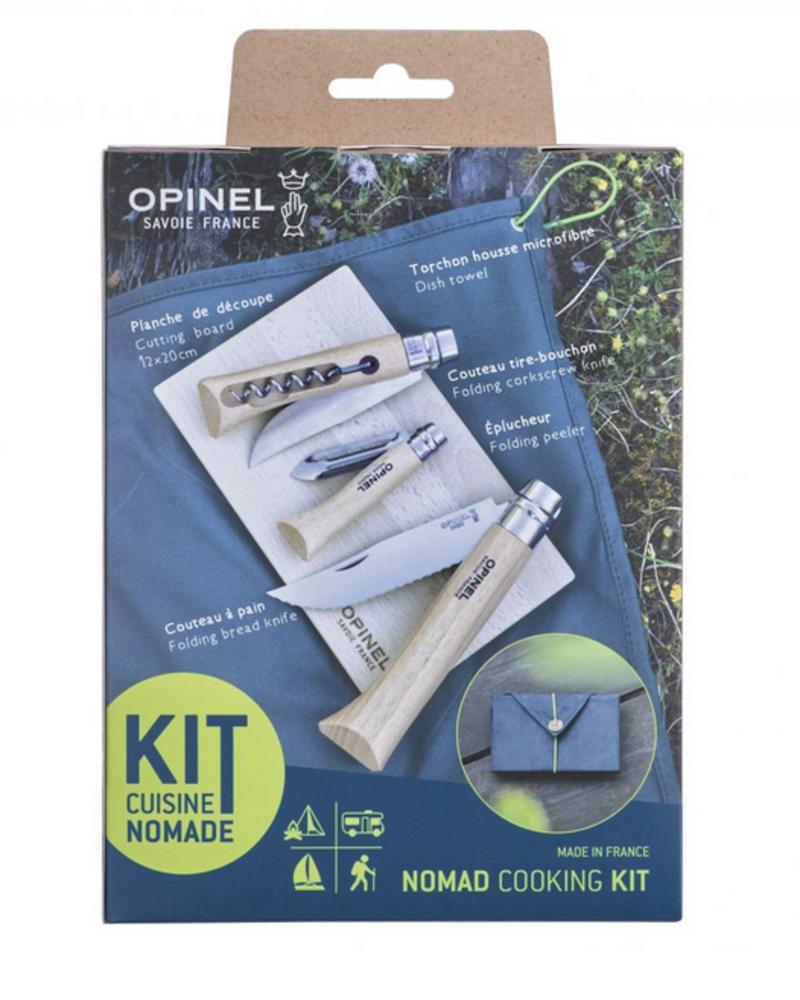 OPINEL OPINEL KIT CUISINE NOMADE