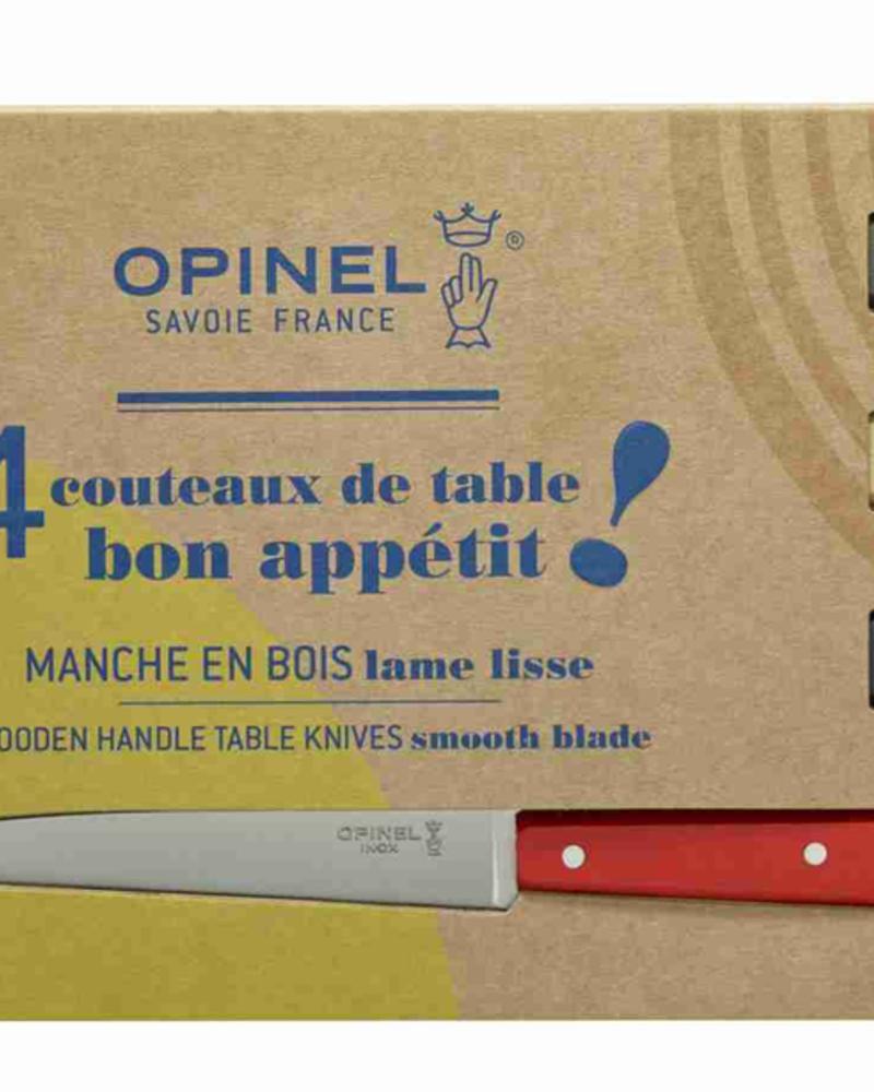 OPINEL OPINEL # 125 COUTEAUX DE TABLE ESPRIT LOFT