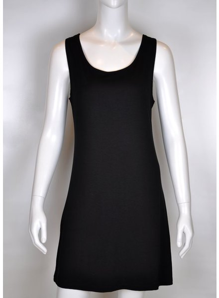 VIVA CAMI / MATHILDA DRESS BLACK