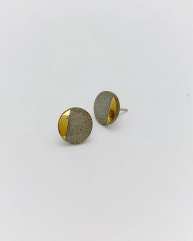 MABOUE MABOUE STUDS MABLING GRIS ET OR
