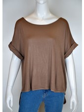 DOLCE HIGH MONTEROSSO BROWN O / S
