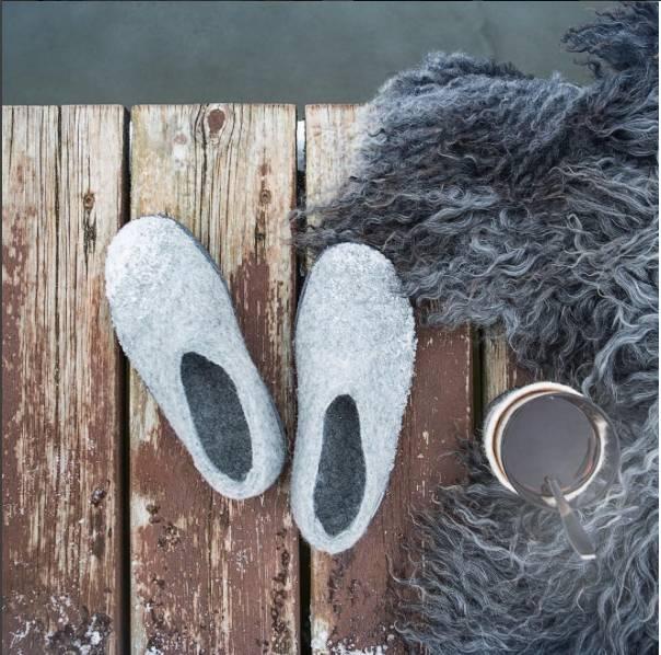 Glerups, les chouchous pour les petits pieds gelés…