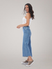 YOGA JEANS YOGA JEANS LILY HIGH RISE WIDE LEG STEAM