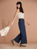 YOGA JEANS YOGA JEANS LILY HIGH RISE WIDE LEG COSMO