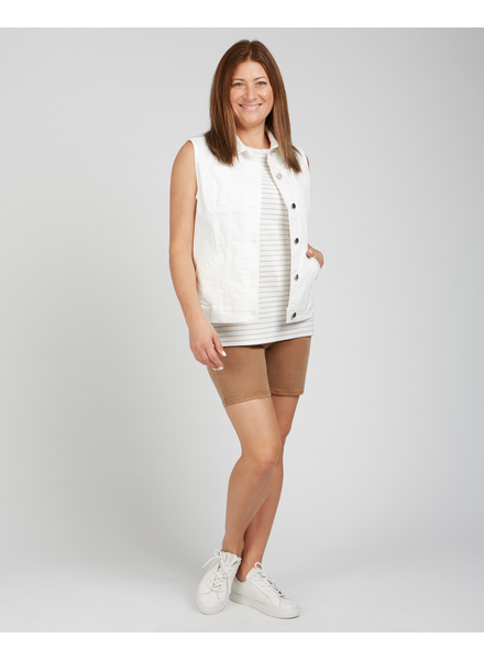 RENUAR RENUAR SHORT TOFFEE/TAN