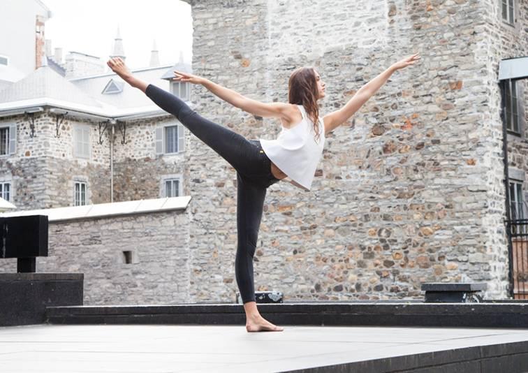 Avez-vous vos Yoga Jeans?