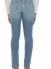 LOLA JEANS LOLA JEANS HIGH RISE STRAIGHT JEANS LIGHT BLUE