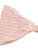 BALUCHON BALUCHON BANDEAU TORSADE ROSE