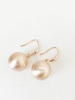 CARACOL CARACOL BO STOD BOULES TEXTURÉES ROSE GOLD