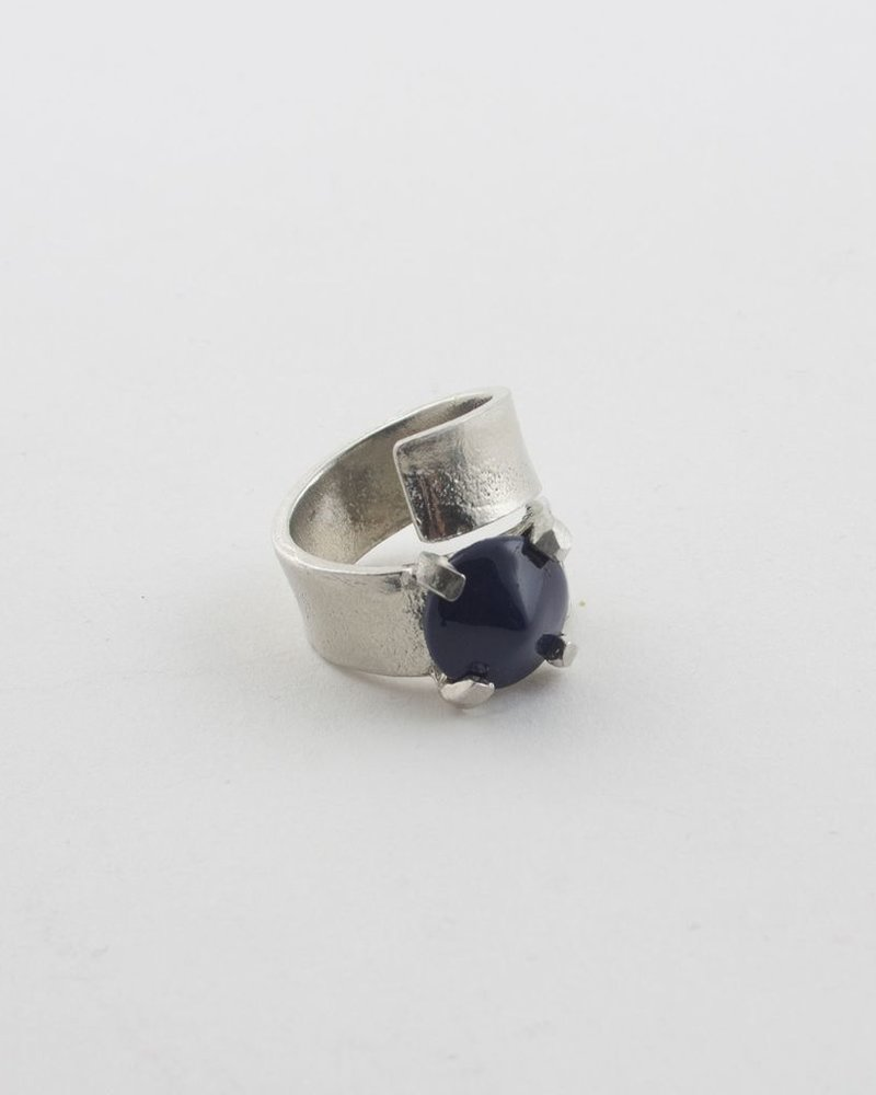 ANNE MARIE CHAGNON RING BORASCO DENIM