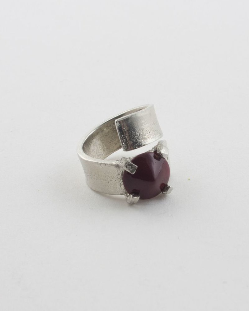ANNE MARIE CHAGNON BORASCO CHERRY RING