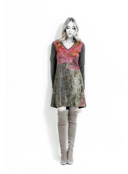 VOLT DESIGN GRAIN EQUINOX DRESS