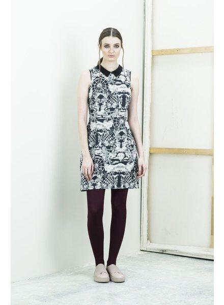 BODY BAG CONEY DRESS PARK PRINT DRESS