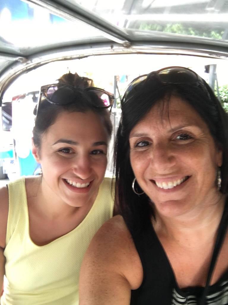Chronique voyage Roxane et Anna automne 2017, partie 1