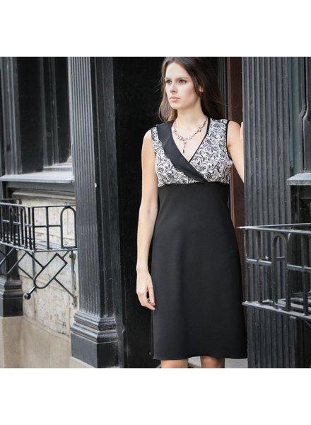 KARKASS KARKASS  MAONA BLACK DRESS
