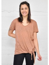 NOMADE DOLCE T-SHIRT SPEZIA ROUILLE O/S