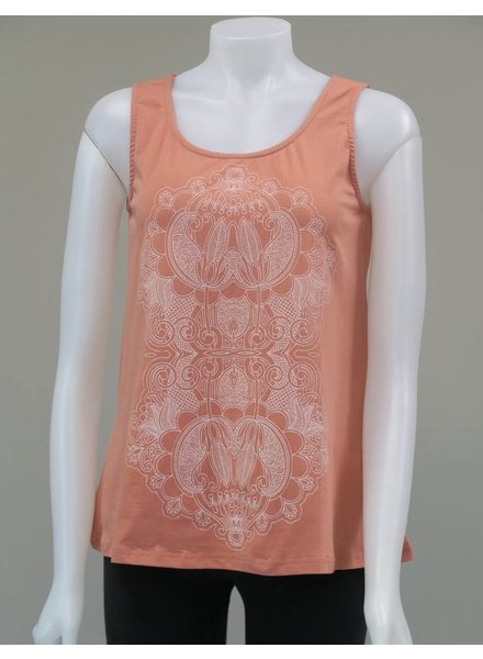 LEOPARDS AND ROSES LEOPARDS AND ROSES CAMI LOTUS ROSE