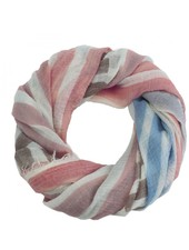CARACOL CARACOL SCARF TRANSAT PINK