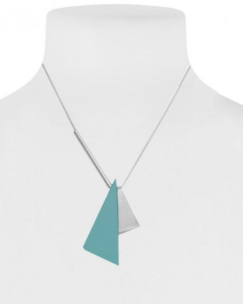CARACOL CARACOL COLLIER COURT 2 TRIANGLES SARCELLE