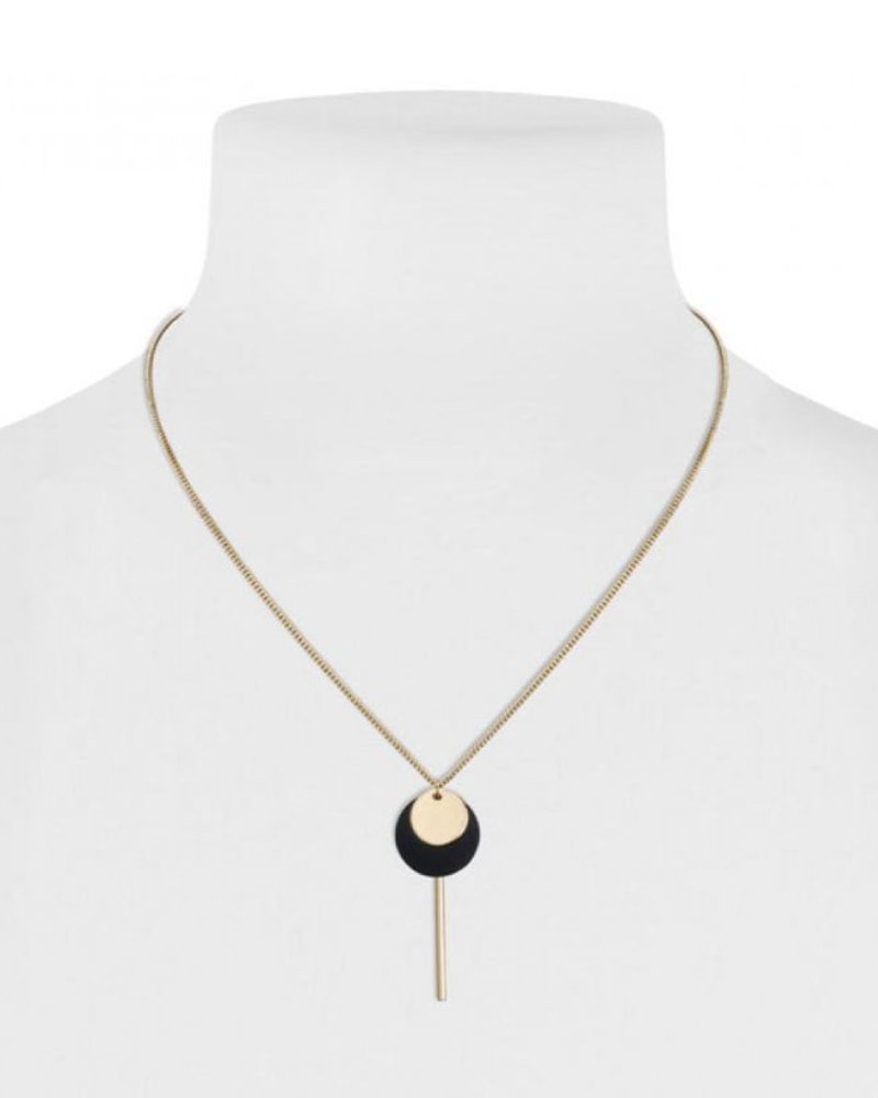 CARACOL CARACOL SHORT NECKLACE GOLD