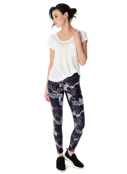 SCHWIING SCHWIING LEGGINGS VERONIKA NIGHTFLOWER
