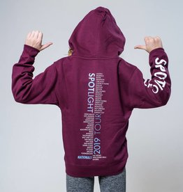 REGIONAL TOUR 2019 HOODIE YOUTH