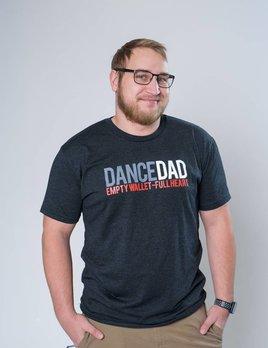 TSHIRT DANCE DAD EMPTY WALLET