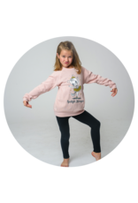 ALTERNATIVE YOUTH KITTY BALLERINA 2020 SWEATSHIRT