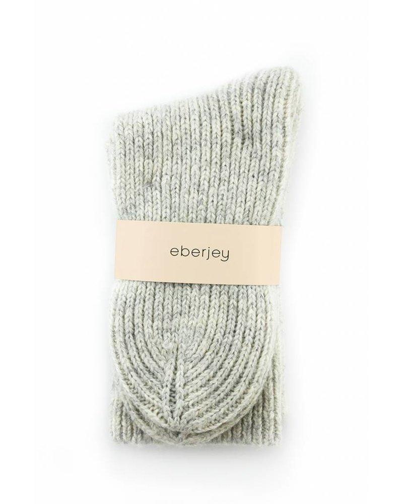 Eberjey The Ribbed Sock