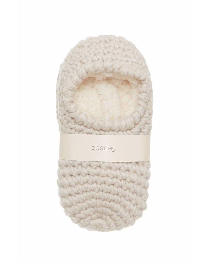 Eberjey The Ankle Slipper Sock