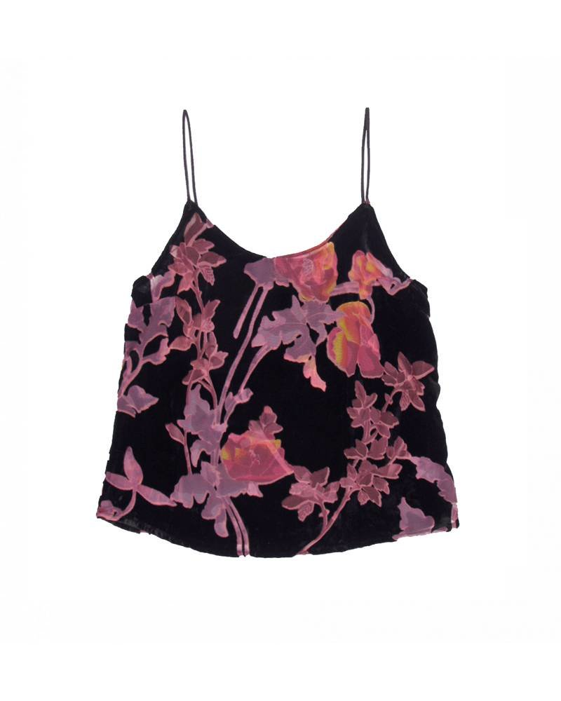 Only Hearts Black Dahlia Cami