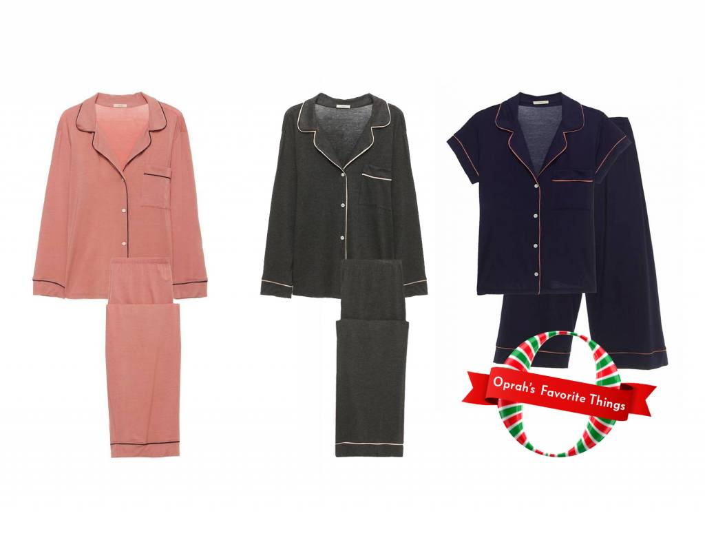 Oprah Approved: Gisele PJ Sets