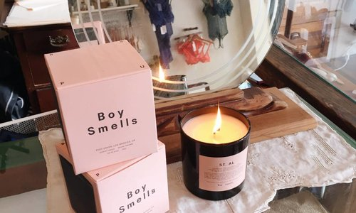 New Brand – Boy Smells