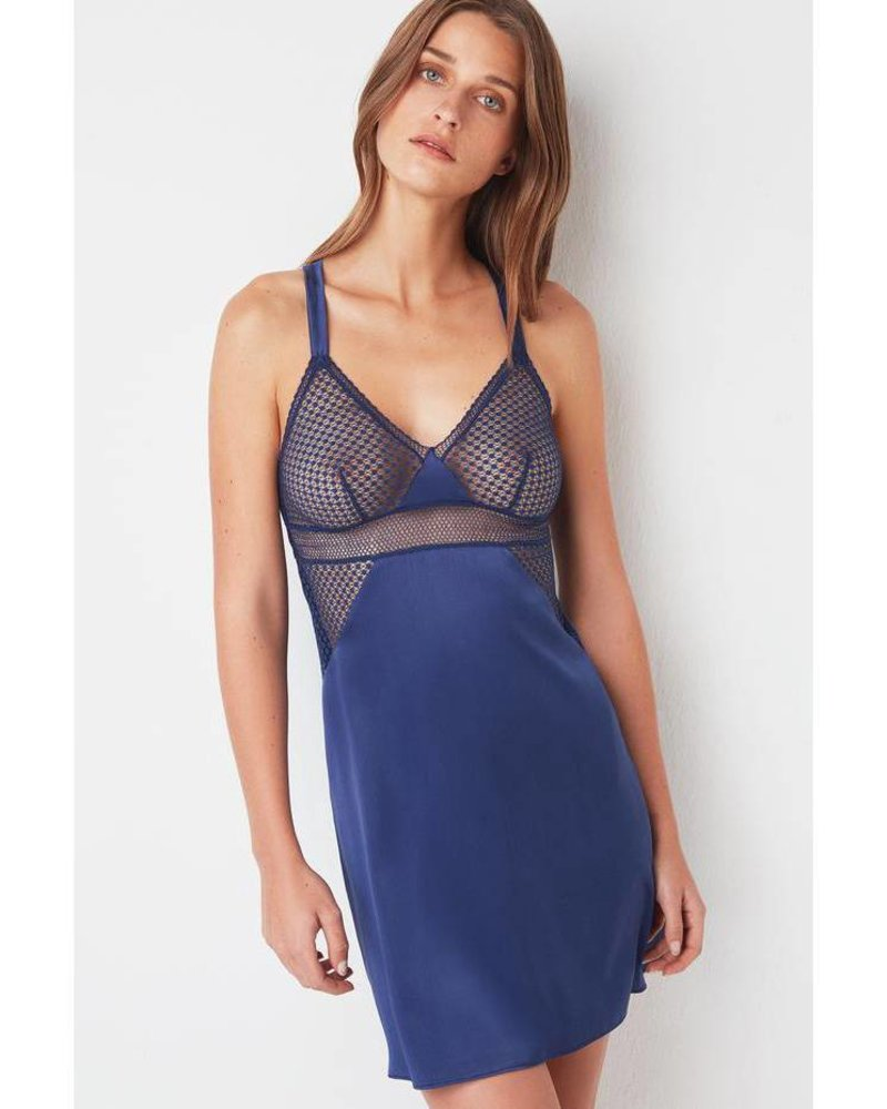 Else Bella Silk Slip
