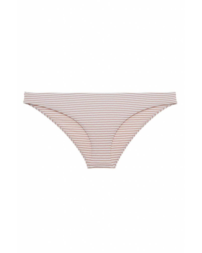 Eberjey Sea Stripe Annia Bikini Bottom