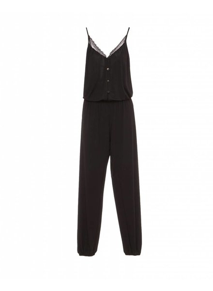Lucie Button Down Jumpsuit