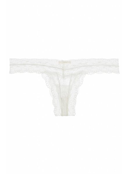 Eberjey Grace Essential Lace Thong