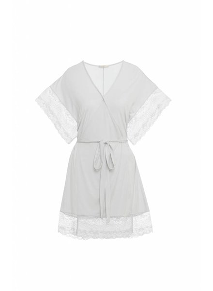Eberjey Grace Full Lace Robe