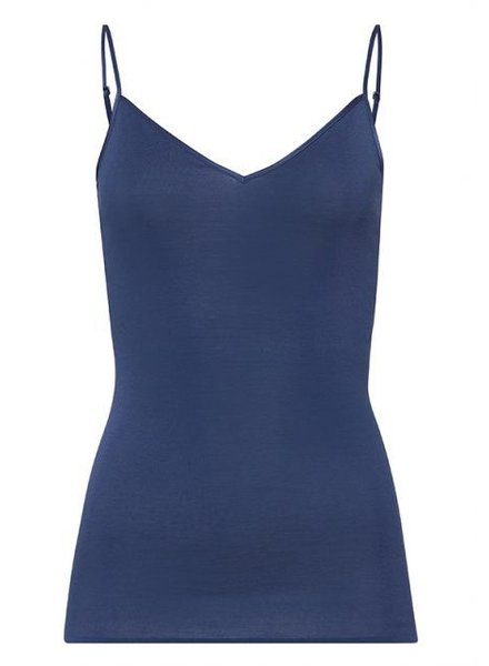 Hanro Cotton Seamless V-Neck Camisole