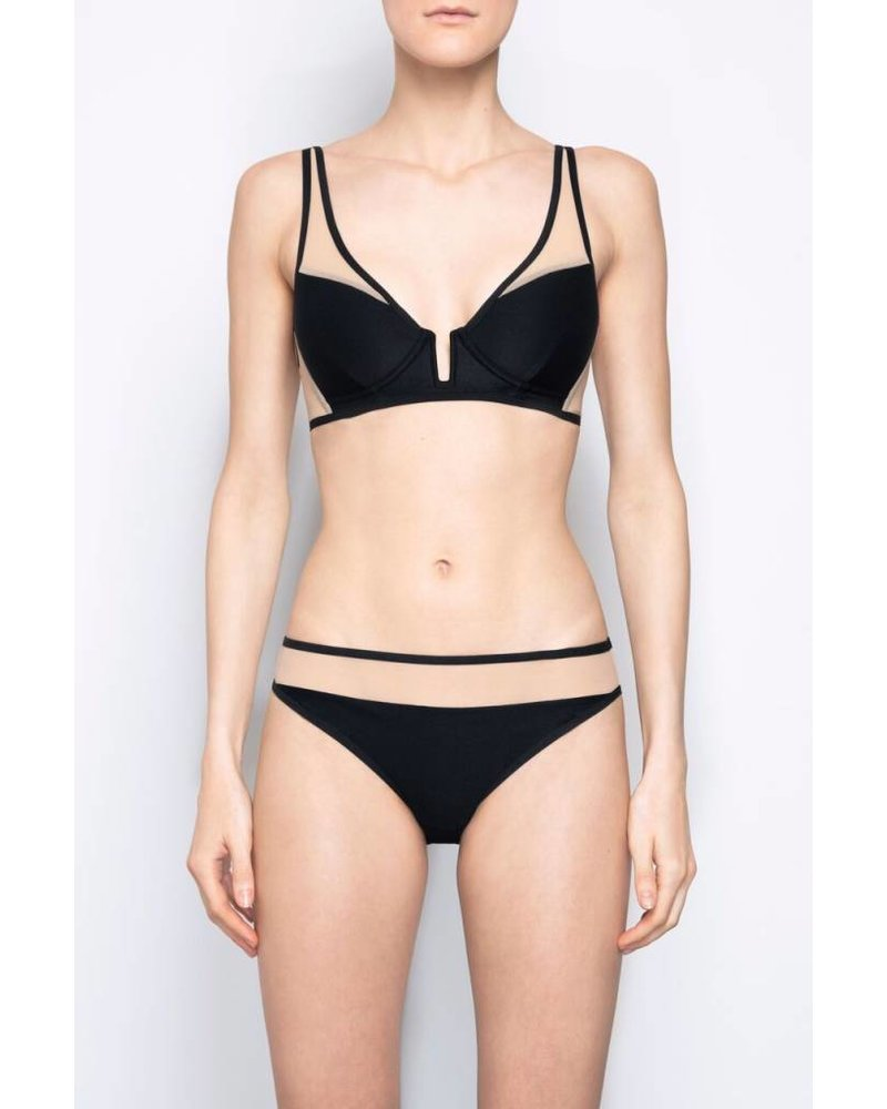 Opaak Sheer Outline Margaret Brief