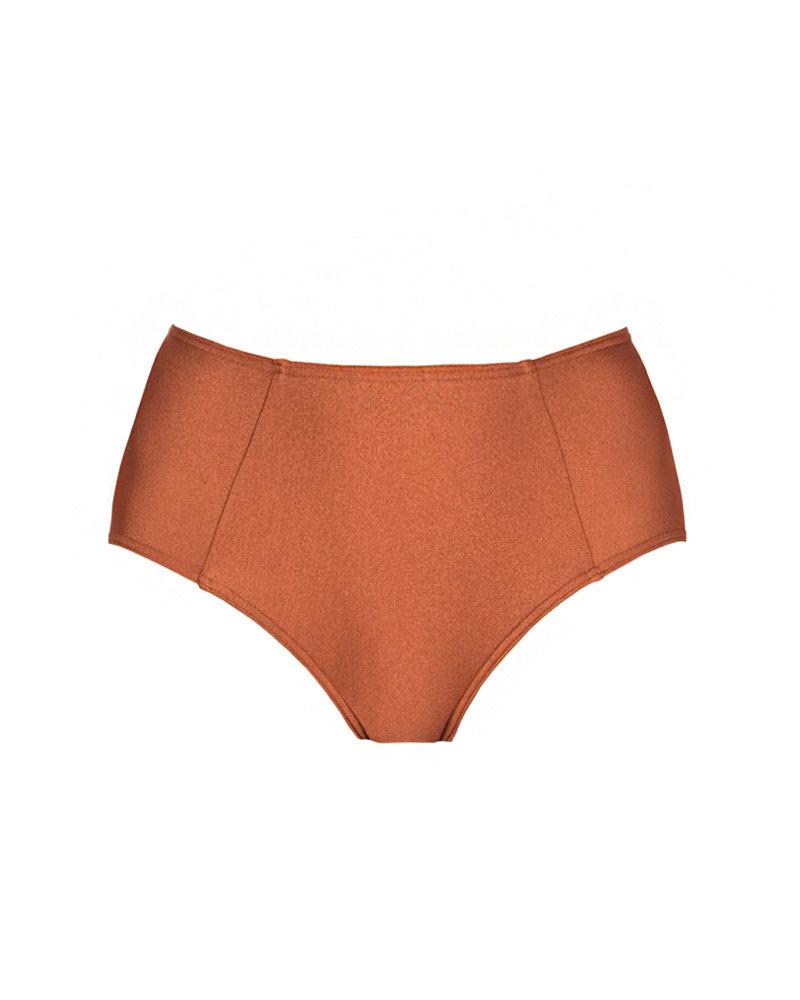 Yasmine Eslami Lola High Waist Bikini Bottom