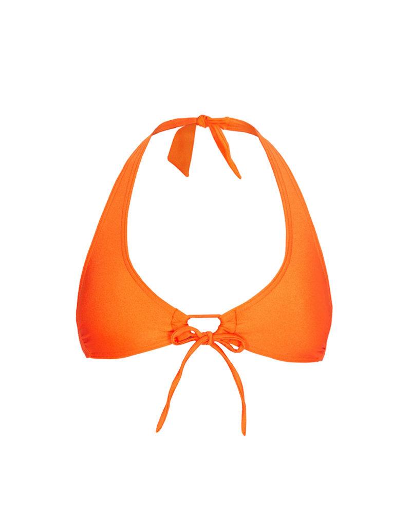 Yasmine Eslami Stella Halter Bikini Top