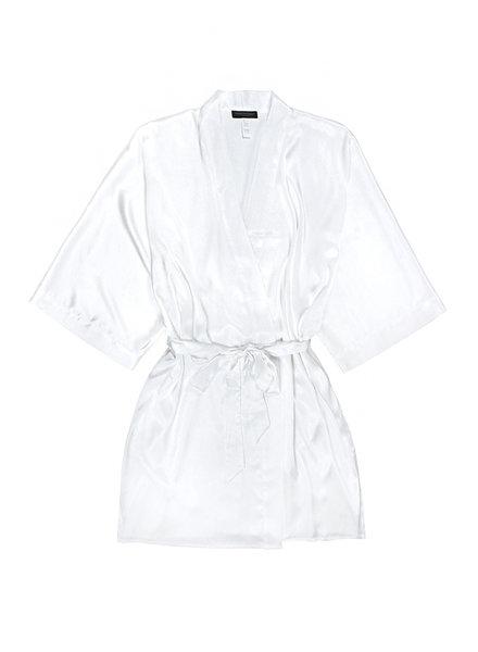 Samantha Chang Classic Bridal Short Kimono