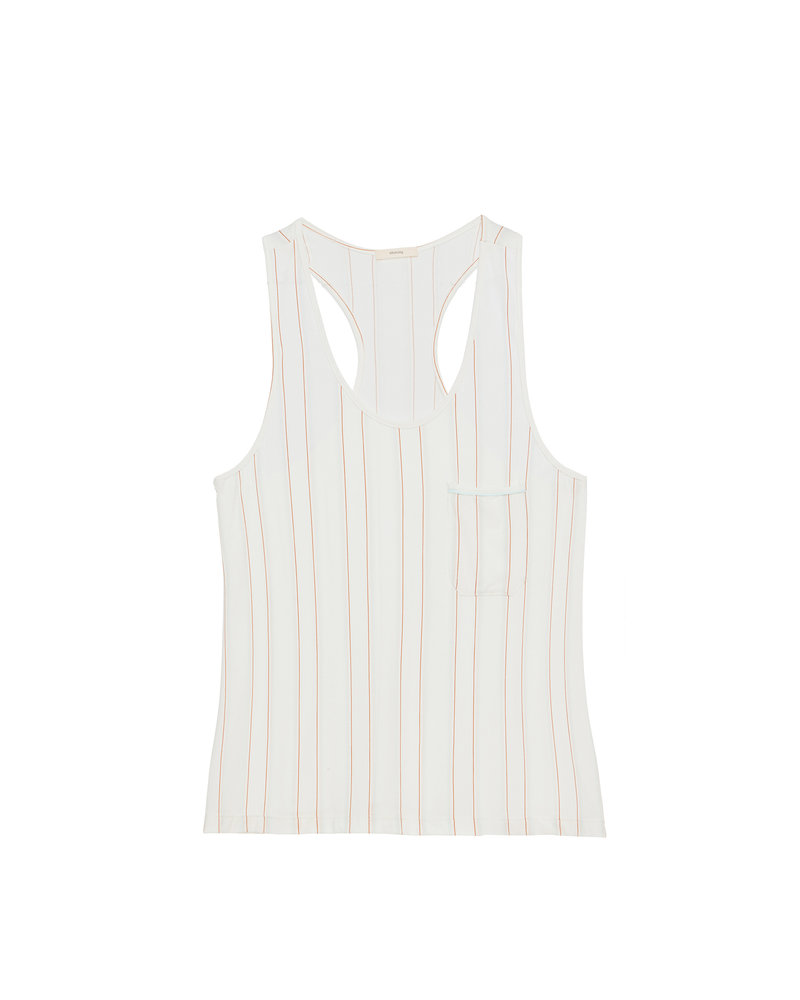 Eberjey Summer Stripes PJ Tank