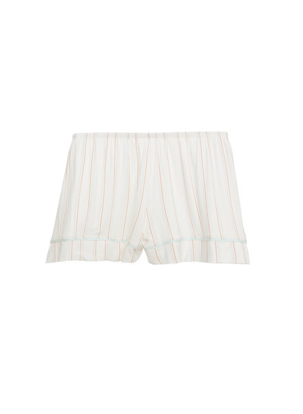 Eberjey Summer Stripes Boyfriend Short