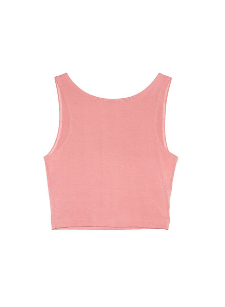 Mary Young Wallace Crop Top