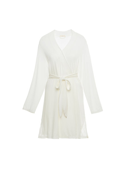 Eberjey Kinga Abstract Robe